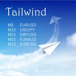 【Tailwind】大幅成績アップ期待(v2)。3ヶ月フォワード絶好調。