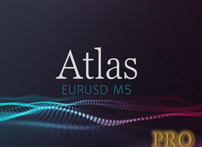 【Atlas】EURUSDスキャルで聖杯級?EAが完成。